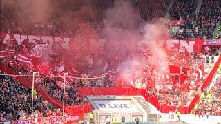 Bayern-Pyro | Fortuna Düsseldorf - FC Bayern München