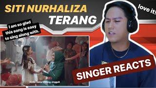 Cover images Siti Nurhaliza - Terang (Music Video) | REACTION