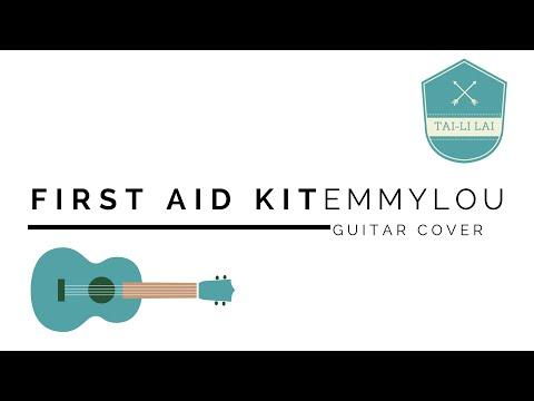 First Aid Kit - Emmylou ( Guitar fingerpicking cover) HD