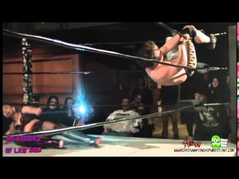 Anarchy Televised Championship: Su Yung vs Jojo Bravo