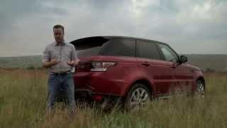 RPM TV - Episode 269 - Range Rover Sport HSE