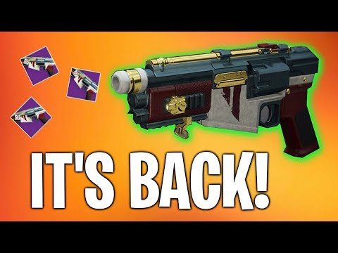 Destiny 2 | D.F.A. IS BACK! | Bungie Did Something Right??