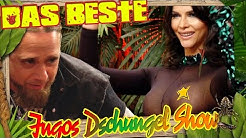 Dschungelshow Tag 5 Highlights - Micaela Schäfer das POrakel, Silikonbrüste vs. echte Brüste