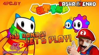 CATTCH Gameplay (Chin & Mouse Only)