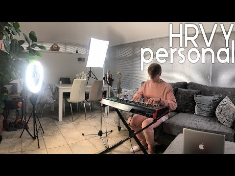 HRVY - Personal (Cover)
