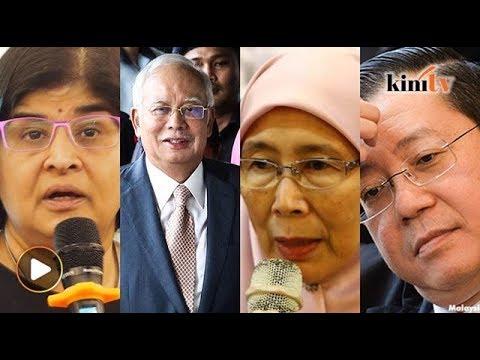 PH kena belajar dari Najib, Wan Azizah terkejut, Najib 'cuit' Guan Eng - Sekilas Fakta 1 Feb 2019