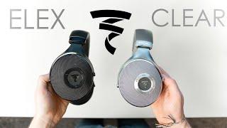 Focal Clear vs Elex