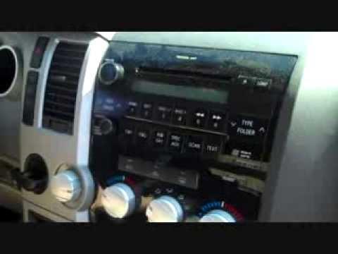 Amazon Radio Wiring Harness Toyota Tundra Stereo Removal Youtube
