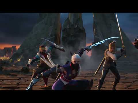Trailer - Arena of Valor for Nintendo Switch - YouTube
