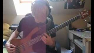 Pink Floyd-Atom Heart Mother(bass cover,father