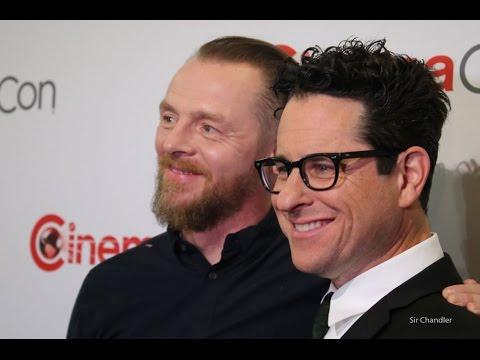 Star Trek - JJ Abrams & Simon Pegg