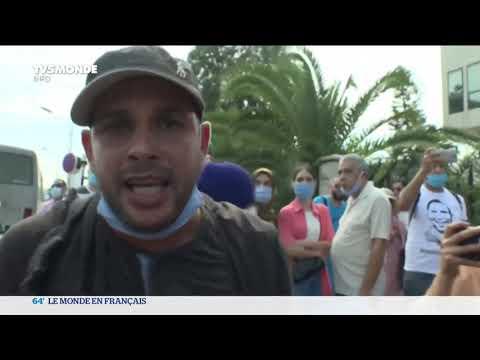 Algerie la presse réagit a la condamnation de Khaled Drareni