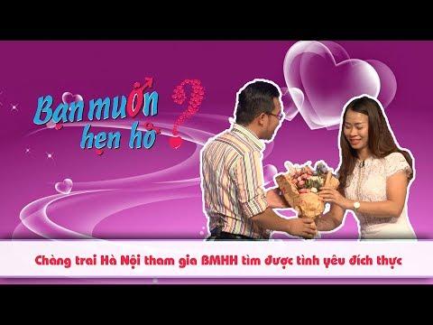 Chàng trai Hà Nội một lần dang dở hạnh phúc khi tham gia BMHH tìm được tình yêu đích thực