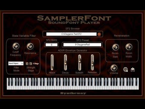 Syntheway - Virtual Accordion Vst, Virtual Harmonica Vst