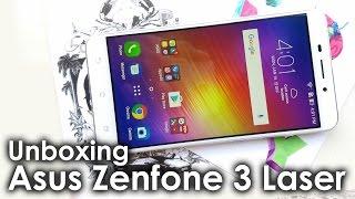 Asus Zenfone 3 Laser ZC551KL Unboxing & Overview