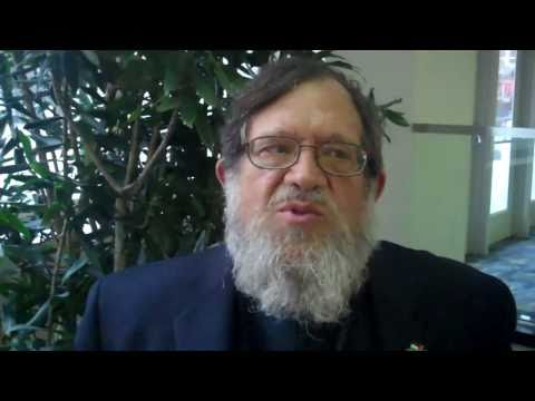 Rabbi Michael Lerner interviewed at J Street 2011 by Byron DeLear
