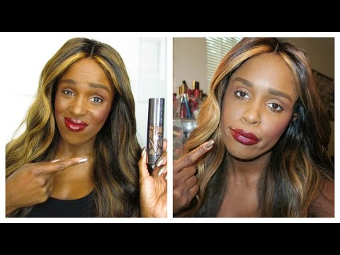 NEW URBAN DECAY ALL NIGHTER LIQUID FOUNDATION! | *WATCH THIS BEFORE YOU BUY!* | DEMO/1ST IMPRESSION