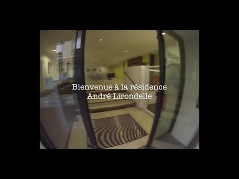 Résidence CROUS André Lirondelle