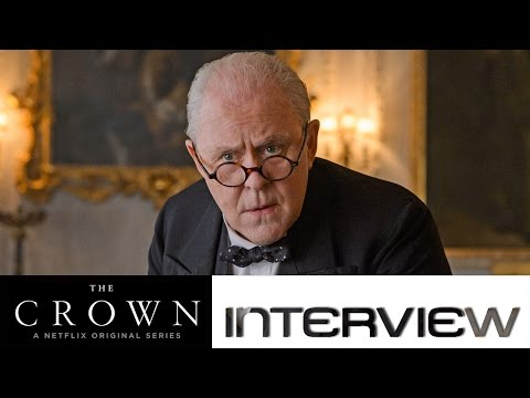 The Crown: Interview mit John Lithgow (Sir Winston Churchill