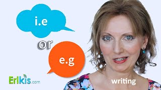 i.e or e.g? Learn how to use them correctly.