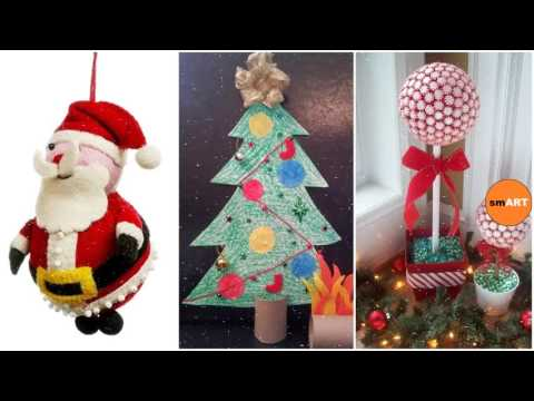 Easy Christmas Crafts Easy And Cheap Diy Christmas