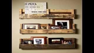 Rustic Wall Decorations Ideas   Home Art Design Decorations