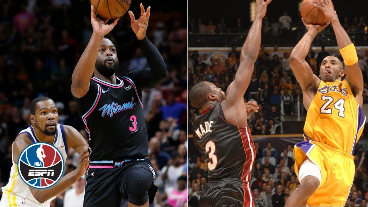 Dwyane Wade channels Kobe Bryant s  Mamba Mentality  on game-winner vs.  Warriors  2d3fb3270c4