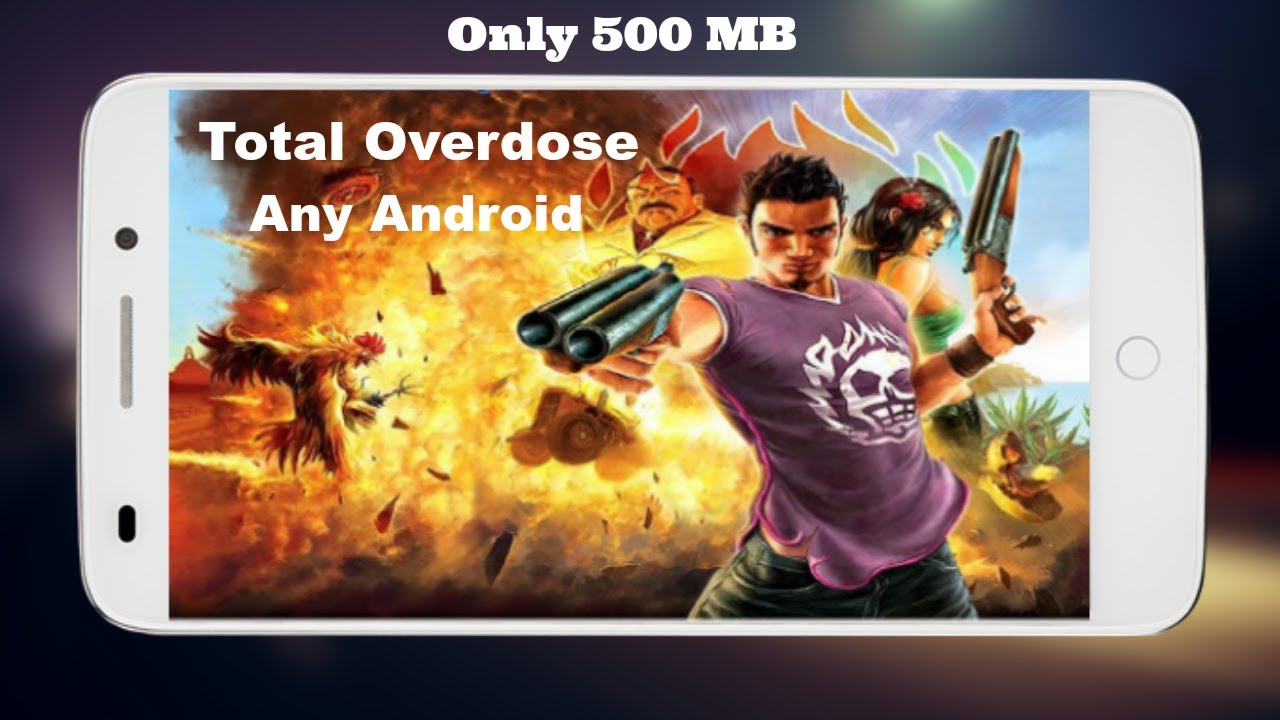 How to download total overdose game for pc | free | youtube.