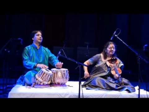Kala Ramnath and Sanju Sahai Benares Gharana Tabla Part 2