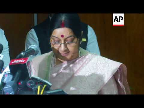Bangladesh, India foreign ministers meet in Dhaka