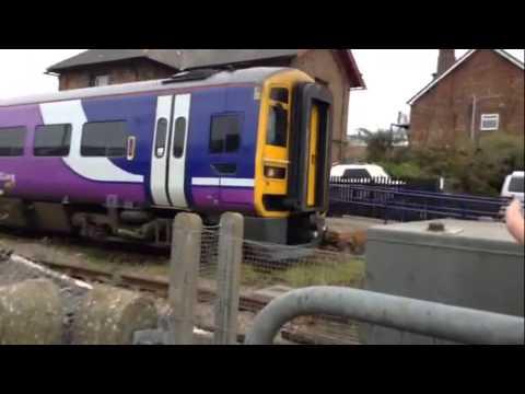 Level Crossings in the U.K 2015
