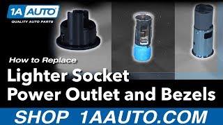 02-10 RAM 1500 3500   12 VOLT LIGHTER SOCKET REMOVAL TOOL  57450 2500