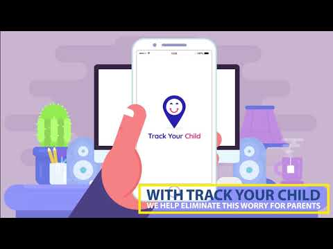 Track Your Child Overview