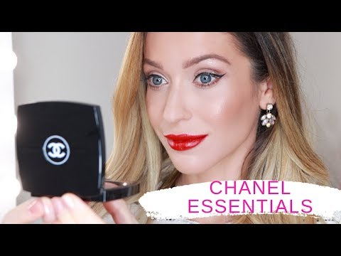 THE TOP 10 CHANEL BEAUTY ESSENTIALS + MAKEUP MUST HAVES