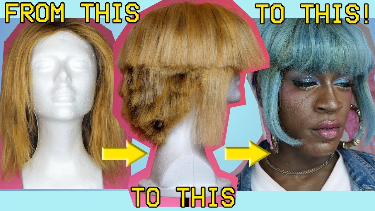 WIG DEMOLITION! From Taeyeon to TBoz ~Miles Jai~