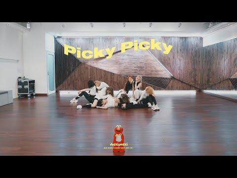 Weki Meki 위키미키 - Picky Picky DANCE PRACTICE