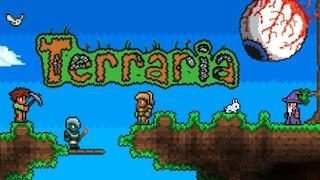 Все секреты и пасхалки в обучении Terraria