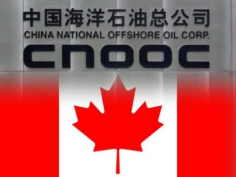 CNOOC, Nexen, and China's Canada Takeover