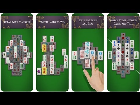 MobilityWare Mahjong Solitaire For IPhone And Android (free Game)