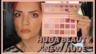 "GRWM με την HUDA BEAUTY ""NEW NUDE "" και ΠΟΛΥΛΟΓΙΑ 