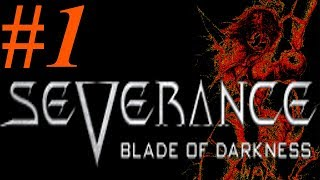 SEVERANCE Blade of Darkness as Zoe #1