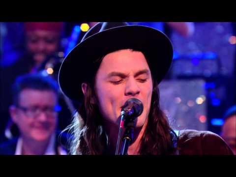 James Bay - Proud Mary - Jools' Annual Hootenanny - BBC Two