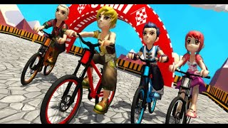 Bicycle Stunts 3D Full Gameplay Walkthrough