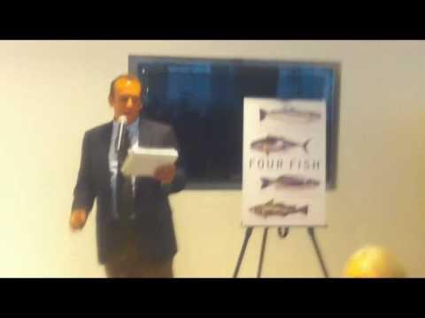 Writer Paul Greenberg Discusses His Book,