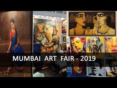 Mumbai Art Fair 2019