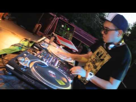 DJ Marquinhos Espinosa em Campo Grande-MS 2014.(Video 213)