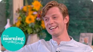 Corrie's Rob Mallard Worried About Getting Too Rough With William Roache   This Morning