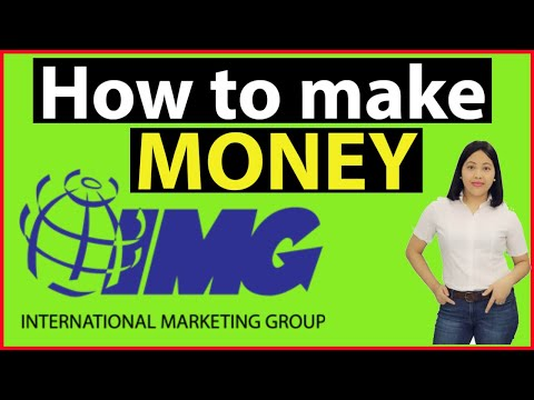 Paano Kumita Ng Pera Sa IMG| How To Make Money In IMG