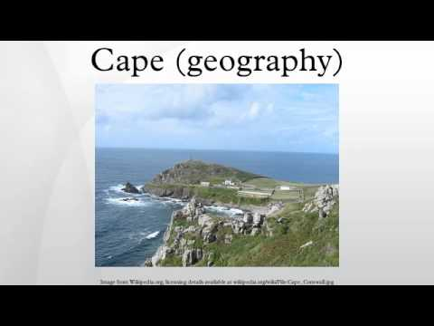 Cape (geography)