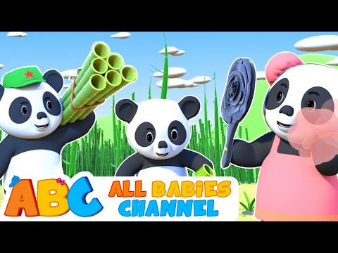 The PANDA FAMILY SONG | All Babies Channel | 3D Nursery Rhymes & Kids Songs For BabiesKaynak: YouTube · Süre: 11 dakika14 saniye